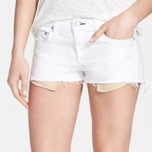 Rag & Bone The Mila Denim Cutoff Shorts